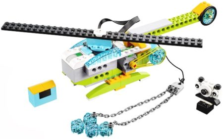WeDo2.0 – Robotyka Będzin